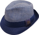 SF-126 Straw Fedora