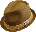 SF-124 Straw Fedora