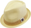 SF-123 Straw Fedora