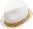 SF-122 Straw Fedora