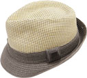 SF-128 Straw Fedora