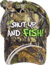 HF-136 Shut up and Fish
