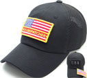 FG-165 911 Dispatcher US Flag Patch Soft Mesh