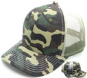 CT-090 Gradient Meshback Trucker