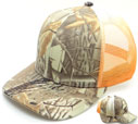 CT-091 Gradient Meshback Trucker