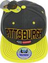 FS-404 Pittsburgh H.Gray PU Snapback