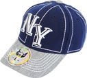 KC-110 NY Kids Stitch Curve Fitted