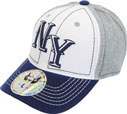 KC-112 NY Kids Stitch Curve Fitted