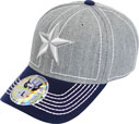 KC-114 Star Kids Stitch Curve Fitted