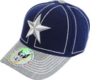 KC-113 Star Kids Stitch Curve Fitted