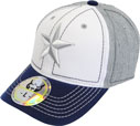 KC-115 Star Kids Stitch Curve Fitted