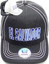 FS-746 El Salvador Linen Snapback