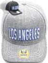 FS-742 Los Angeles Linen Snapback
