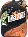 HF-264 Gone Fishing