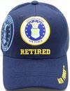 MI-701 Air Force Retired