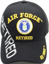 MI-706 Air Force Retired Emb