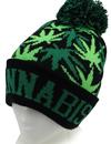 WB-221 Marihuana Beanie