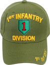 MI-439V 1st Infantry