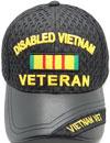 MM-374 Disabled Vietnam Veteran