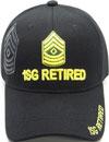 MI-572 Army 1SG Retired