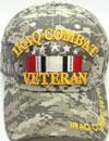 MI-554 Iraq Combat Veteran