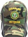 MI-676 Disabled Army Veteran