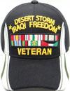 MI-662 Desert Storm Iraqi Freedom Veteran