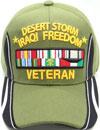 MI-663 Desert Storm Iraqi Freedom Veteran
