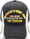 MI-660 Vietnam Desert Storm Veteran