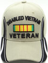 MI-654 Disabled Vietnam Veteran
