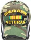 MI-655 Disabled Vietnam Veteran