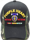 MI-651 Purple Heart Vietnam Veteran