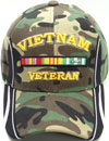 MI-648 Vietnam Veteran Ribbon