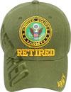 MI-117V Army Retired