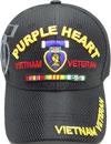 MM-334 Vietnam Purple Heart Mesh