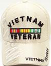 MM-332 Vietnam Veteran Emb Mesh