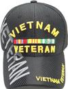 MM-331 Vietnam Veteran Emb Mesh