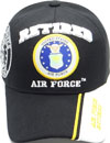 MI-595 Air Force Shield Retired