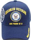 MI-618 Navy Disabled Veteran