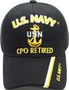 MI-621 Navy CPO Retired