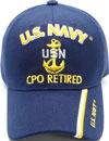 MI-622 Navy CPO Retired