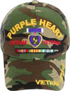 MI-146G Purple Heart Vietnam Veteran