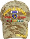 MI-146D Purple Heart Vietnam Veteran