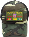 MM-1008 Vietnam Purple Heart Patch