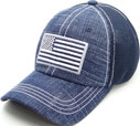 FG-135 US Flag Soft Mesh