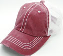 MS-146 Pigment Stitch Trucker Mesh