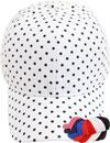 BP-218 Plain Polka Dot
