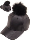 BP-205 Plain PU PomPom