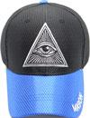 ME-209 Mason Pyramid Shiny Mesh