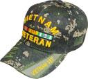 MM-137 Vietnam Veteran Emb